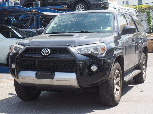 Certified Pre-Owned 2016 Toyota 4Runner CUS