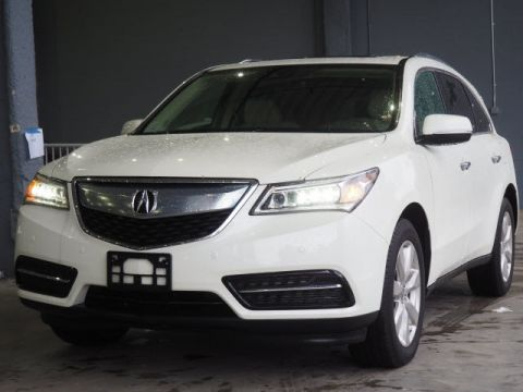 Pre-Owned 2016 Acura MDX 3.5L