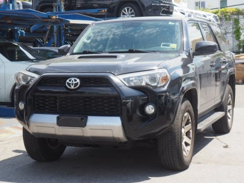 Certified Pre-Owned 2016 Toyota 4Runner Trail